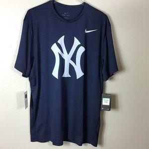 NWT Nike NY MLB DrI Fit shirt, Sz XL